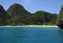 Phi Phi Island - Khai Island - Maya Beach One Day Tour by Speed Boat 0