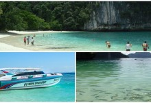 Koh Hong Krabi (Room Island) is part of a group of islands one hour north of Krabi. Koh Hong has only one beach - Pelay Beach 0