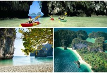 Hong Island and Kayaking in Krabi Tour 0
