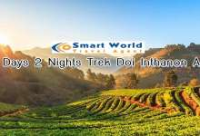 3 Days 2 Nights Trek Doi Inthanon Area 0